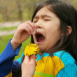 Stock Photo: Allergies