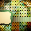 Abstract Retro Background. — Stockvektor