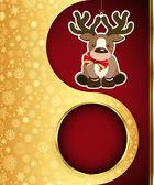 Christmas background. Vector eps 10 — Stock Vector