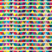 Multicolor abstract bright background with triangles. Elements f — Stock Vector