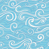 Abstract colorful wave pattern — Stockvector