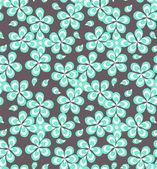 Flower pattern — Stock Vector