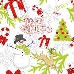 Christmas pattern — Stock Vector #13753659