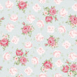 Rose pattern - Vettoriali Stock 