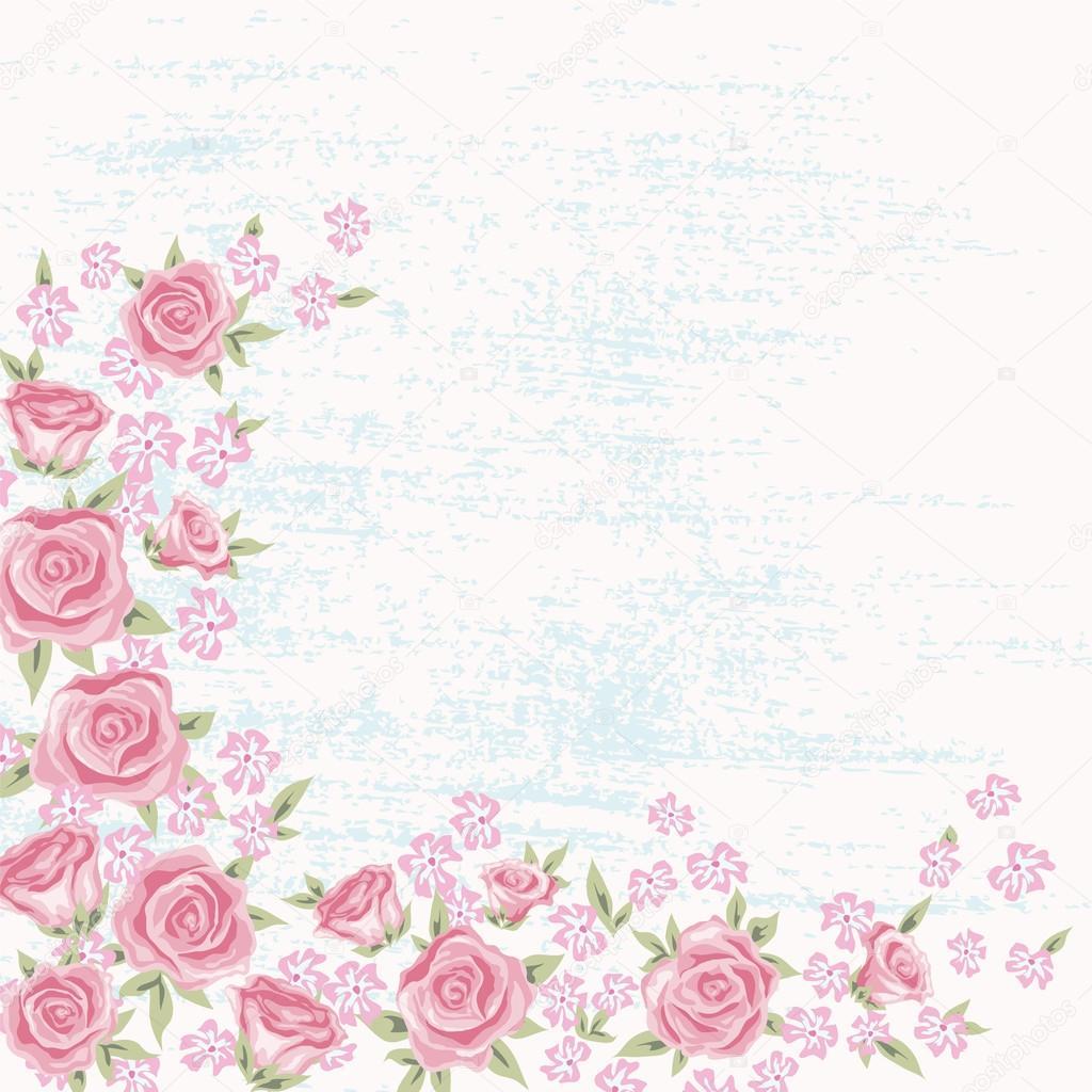 Распечатать фоны для открытки