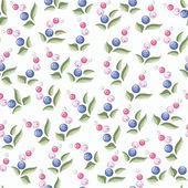 Floral seamless pattern 3 — Stock Vector