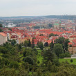 Prague panorama. — Stock Photo