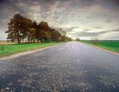 Rural road. — Stock Photo