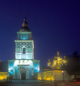 St. Michael's cathedral in Kyiv. — Stockfoto