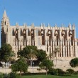 Stock Photo: Cathedral in Palmde Majorca