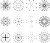 Design-Elemente — Stockvektor