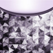 Geometric Pattern, Abstract Vector Background for design - Image vectorielle