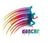Dancer — Stock Vector