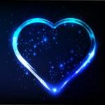 corazón - símbolo del amor — Foto de Stock   #13754580