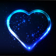 Heart - symbol of love — Stockfoto