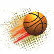 Basketball banner — Foto de Stock