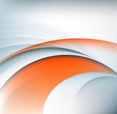 Abstract vector wave — Stock Photo