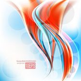 Vector artistic background — Stock Photo