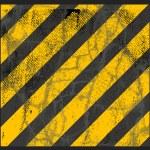 Hazard stripes. — Stock Vector