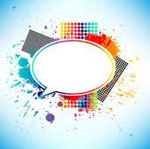 Messenger window icon — Stock Vector