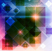 Abstract high-tech background for design — 图库矢量图片