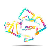 Abstract Colorful Background — Vetorial Stock
