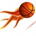 Basketball banner — Stock Vector #33049205