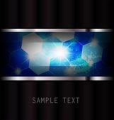 Abstract hi-tech background — Stock Vector