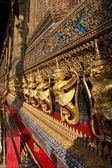Garuda and Nagas , Bankok, Thailand — Stock Photo