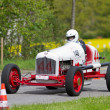 Stockfoto: Vintage pre war race carFord Ermer Special V8 from 1935
