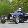 Постер, плакат: Vintage pre war race car Bugatti T 59 from 1934