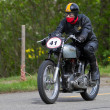 Vintage motorbike Norton ES2 from 1954 — Stock Photo