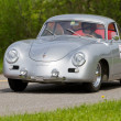 Vintage race touring car Porsche 356 PRE-from 1954 — Stock Photo #12486412