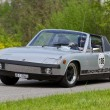 Vintage race touring car Porsche 914-6 from 1970 — Stock Photo #12486447