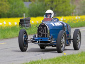 Vintage pre war race car Bugatti T 35B from 1929 — Stock Photo
