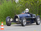Vintage pre war race car Bugatti T 59 from 1934 — Stock Photo