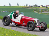 Vintage pre war race car Maserati 8CM from 1933 — Stock Photo