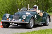 Vintage race touring car Morgan — Stockfoto
