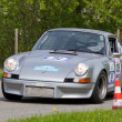 Stockfoto: Vintage race touring car Porsche RSR from 1973