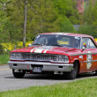 Vintage race touring car Ford Galaxie 500/427 from 1963 — Stock Photo #13369524