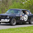 Vintage race touring car Ford Mustang from 1965 — Stock Photo #13369615
