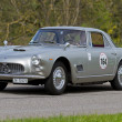 Stock Photo: Vintage race touring carMaserati 3500 GT from 1962