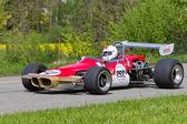 Vintage race auto lotus 59 formel 2 van 1969 — Stockfoto