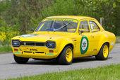 Auto da corsa d'epoca touring ford tc dal 1968 — Foto Stock