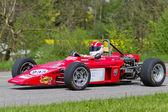 Vintage race car Horag HAS 4 Formel Super V from 1971 — Stock Photo