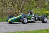Vintage race car Lotus 61 FF from 1969 — Стоковое фото
