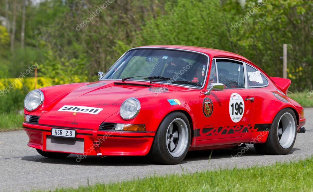 2010 coupe de course vintage