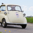 Vintage car Heinkel 154 from 1959 - Stock Photo