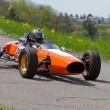 Vintage race car Hirzel P17 Formel 3 from 1965 — Stock Photo