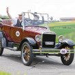 Vintage pre war race car Ford T Tourer from 1926 — Stock Photo #17027713